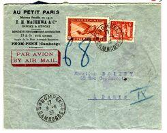 35597 - DE PNOMPENH - Indochina (1889-1945)
