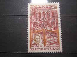 "VEND BEAU TIMBRE DE FRANCE N° 1575 , OBLITERATION "" CLICHY "" !!! - France"