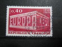 """VEND BEAU TIMBRE DE FRANCE N° 1598 , OBLITERATION """" TOULOUSE """" !!! - France"""
