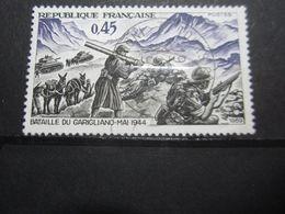 """VEND BEAU TIMBRE DE FRANCE N° 1601 , OBLITERATION """" TOURS """" !!! - France"""
