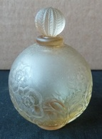 Flacon De Parfum Ancien - ASUMA De Coty ( Vide) - Flesjes (leeg)