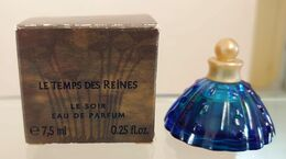 LE TEMPS DES REINES - LE SOIR - EDP 7,5 ML De VITTORI - Moderne Miniaturen (ab 1961)