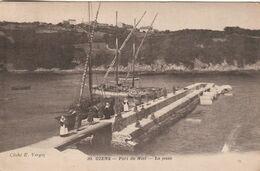 (VAR) Giens ;port Du Niel , La Jetée - Autres Communes