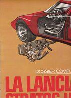 Feuillet De Magazine Lancia Stratos HF Dossier - Cars