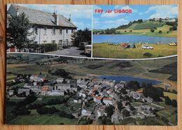 43 : Fay-sur-Lignon - Hotel Abel - Lac Ou étang - Vue Aérienne - Multivue - Multivues - Multi Vues - (n°18336) - Frankreich
