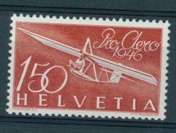 SWITZERLAND, PRO AERO 1946 VF MNH - Posta Aerea
