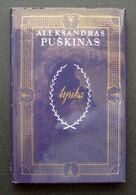 Lithuanian Book / Lyrika Pushkin 1975 - Libros, Revistas, Cómics