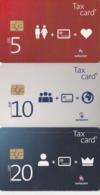 Switzerland, CP-208- 210, Set Of 3 Cards, Serie 070: Pikto, 2 Scans. - Svizzera