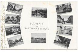 SAINT ETIENNE DU BOIS : SOUVENIR - Autres Communes
