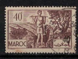 MAROC        N°  YVERT :  171   OBLITERE       (OB 8 / 21 ) - Morocco (1891-1956)