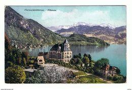 SUISSE - VITZNAU:  VIERWALDSTATTERSEE  -  PARK-HOTEL  -  NACH  OSTERREICH  -  PHOTO  -  KLEINFORMAT - Hotels & Restaurants
