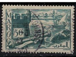 MAROC        N°  YVERT :  174     OBLITERE       (OB 8 / 22 ) - Morocco (1891-1956)