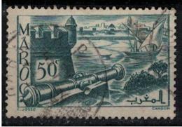 MAROC        N°  YVERT :  174 ( 1 )     OBLITERE       (OB 8 / 22 ) - Morocco (1891-1956)