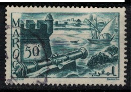 MAROC        N°  YVERT :  174 ( 2 )     OBLITERE       (OB 8 / 22 ) - Morocco (1891-1956)