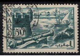 MAROC        N°  YVERT :  174 ( 3 )     OBLITERE       (OB 8 / 22 ) - Morocco (1891-1956)
