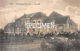 1 Diesterweg's Schoolvilla - Voorzijde - Heide - Kalmthout