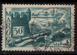 MAROC        N°  YVERT :  174 ( 4 )     OBLITERE       (OB 8 / 22 ) - Morocco (1891-1956)