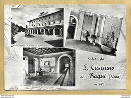 San Casciano Dei Bagni (SI) - Viaggiata - Italy