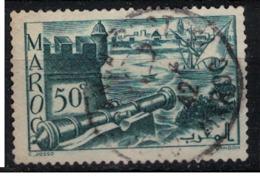 MAROC        N°  YVERT :  174 ( 10 )     OBLITERE       (OB 8 / 22 ) - Morocco (1891-1956)