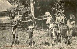 CEYLAN - Carte Postale - Indigènes Tirant à L 'Arc - L 66660 - Sri Lanka (Ceylon)