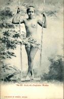 CEYLAN - Carte Postale - Jeune Femme Nue Sur Balançoire - L 66663 - Sri Lanka (Ceylon)