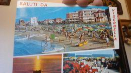 Viserbella Vedute Diverse-viaggiata-si-1969-mt,6550 - Rimini
