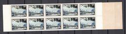 Europa-CEPT - Norwegen - 1977 - Michel Nr. 742/743 - 2 Markenheftchen - Postfrisch - 35 Euro - 1977