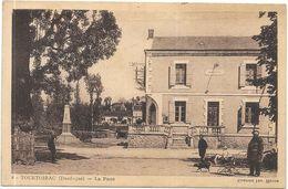 TOURTOIRAC : LA POSTE - Other Municipalities
