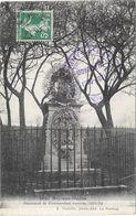 BRY SUR MARNE : MONUMENT DU COMMANDANT PODENAS - Bry Sur Marne