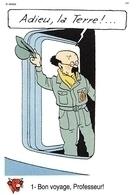 18 Images Tintin Vache Qui Rit Série Complète - Old Paper