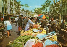 Dept 83,Var,Cpm Toulon,Le Marché Du Pont Du Las - Toulon