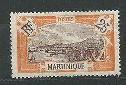 MARTINIQUE  N° 96  * TB 1 - Neufs