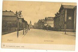 ALLEMAGNE - SAGAN -  Gartenstrasse  49 - Zonder Classificatie