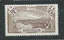 MARTINIQUE  N° 99  ** TB 3 - Neufs