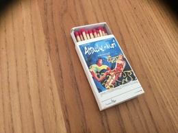 Boîte D'allumettes Type 501 Série L'instant Star «Attache-moi (ALMODOVAR) (MK2)» N°17 - Scatole Di Fiammiferi