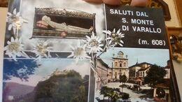 Varallo Sacro Monte Vedute-viaggiata-si-1957-mt,6563 - Vercelli