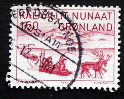 Greenland 1981 Kunst  MiNr.128   ( Lot D 2920  ) - Usati