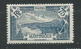 MARTINIQUE  N° 103  ** TB - Neufs