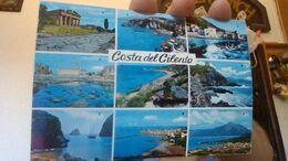 Costa Del Cilento Vedute Varie-viaggiata-si-1972-mt,6567 - Salerno