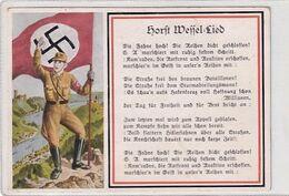 Horst Wessel-Lied - Signiert       (A-256-200510) - Altre Illustrazioni