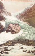 302/ Grindelwald, Oberer Gletscher Mit Kl. Schreckhorn, 1911 - BE Bern