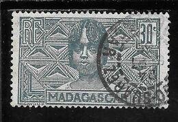 MADAGASCAR  N°169 OB TB SANS DEFAUTS - Madagascar (1889-1960)