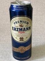 """2020..KAZAKHSTAN...BEER CAN..450ml"""" ERZMANN """" , LIGHT - Latas"""