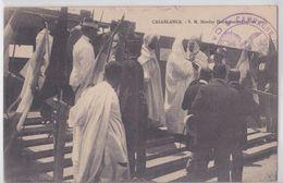 CASABLANCA (Maroc) - S.M. Moulay Hafid Descendant Du Train - Casablanca
