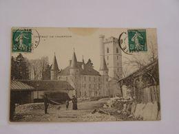 AIN-CHATEAU DE CHAMPDOR ED MONTERNIER COLIN ANIMEE - Autres Communes