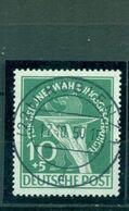 Berlin, Für Währungsgeschädigte Nr. 68 Gestempelt - Oblitérés