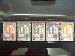 BELGIE SPOOR 461/465  Xxx ( H1 ) - 1952-....