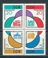 DDR 901/04 ** Mi. 10,- - Nuovi