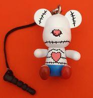 POPOBE Originale - Accessorio Per Cellulare - Bianco Cuore Rosso - Bear - Orso - Other Collections