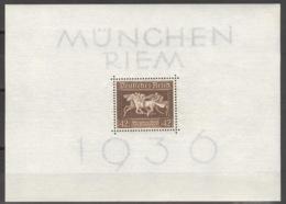 Deutsches Reich Block 4 ** Postfrisch - Deutschland